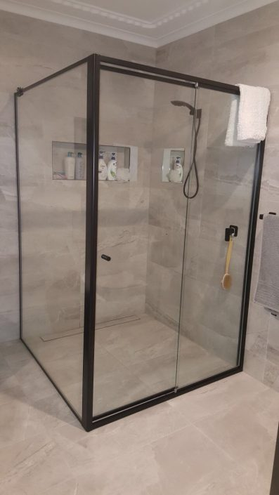 Semi Framed Shower Screens Shower Screens Sydney Free