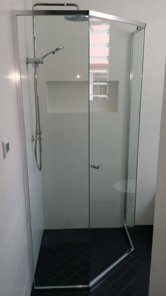 Semi Frameless Shower Screens Shower Screens Sydney