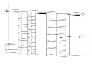 Custom Shelving Design