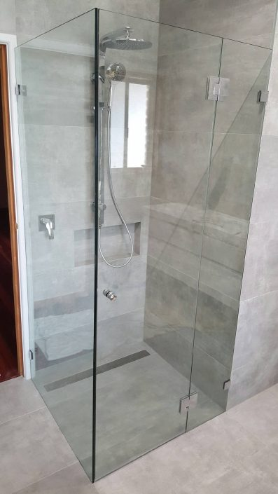 Shower Screens Frameless Sydney