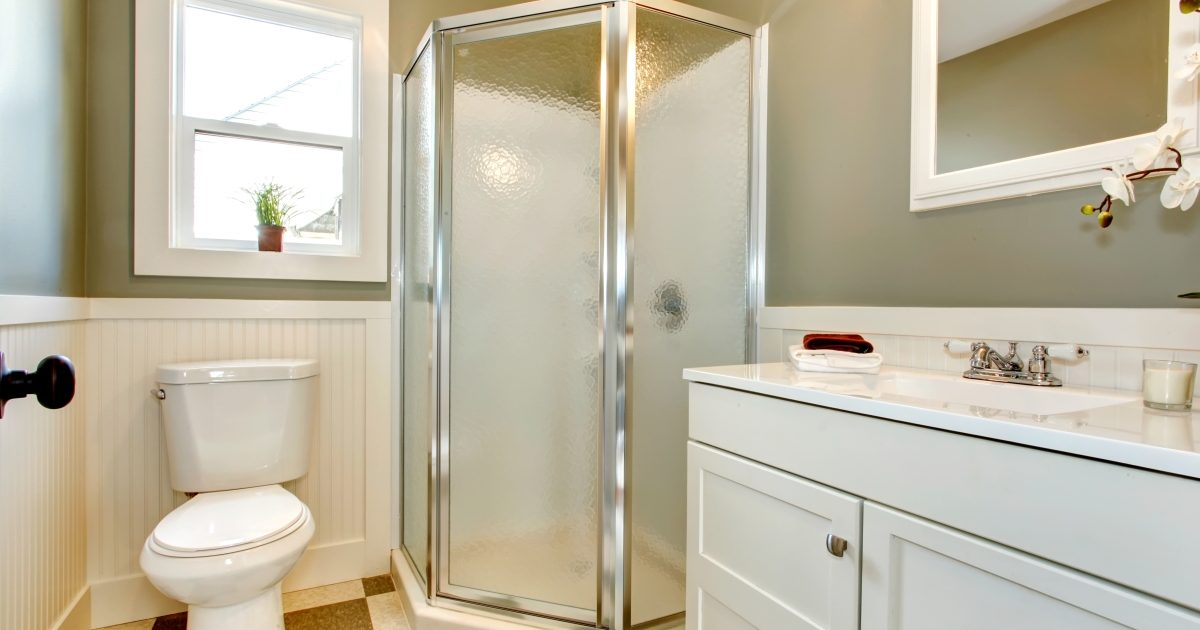 Full Framed Shower Screen