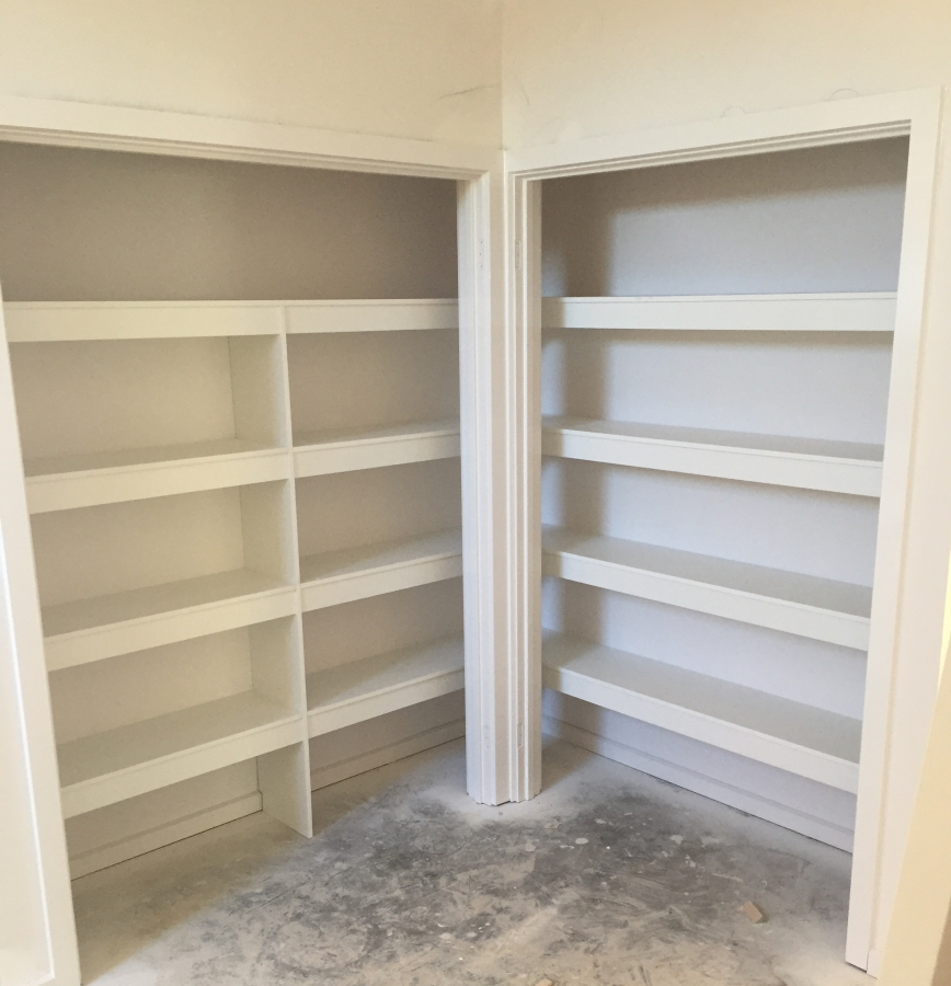 Storage Cupboards Linen Pantry Pantry Shelving